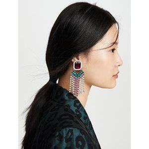 NEW For Love & Lemons Lizette Earrings in Multi